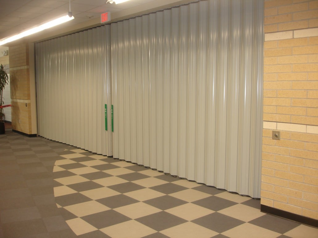 Won-Door costs pay off in opening up space for Recreation ...
